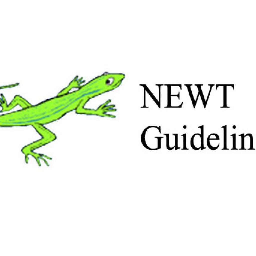 newt guidelines