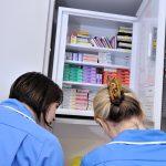 handling of medicines