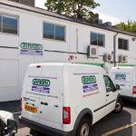 ashtons delivery vans