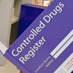 controlled drugs register