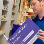 CQC controlled drugs register