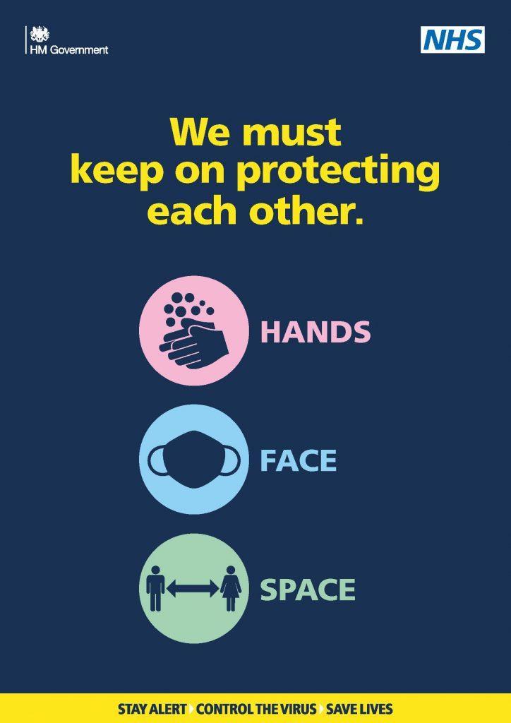 Hands.Face.Space poster image